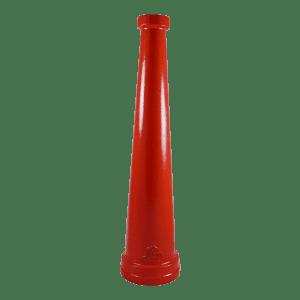 HN-250-D-ductile-iron-stream-nozzle-red