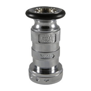 """Chrome Plated Brass 1.5"""" Combination Nozzle"""